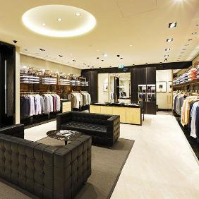 Brioni by Arch. Ignazio Galante & Arch, Niccolò Menichin with flos architectural Pure and flos architectural Battery