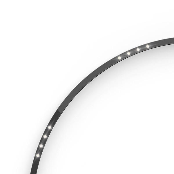 Artemide Architectural A.24 Curved Elements α = 90° F24° AR AQ53804 Black