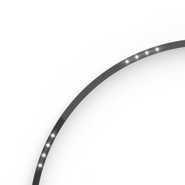 Artemide Architectural A.24 Curved Elements α = 90° F62° AR AQ63620 Bronze
