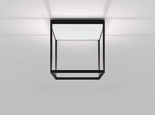 Serien Reflex² Ceiling M LED Casambi 2200-4000K SR RE2105C Lacquered black