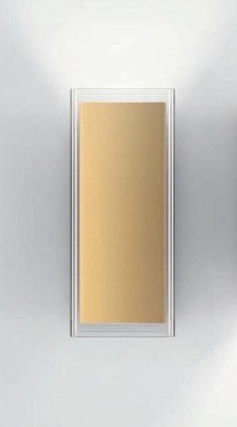 Serien Rod Wall M LED Triac SR RD1018 Gold / Transparent